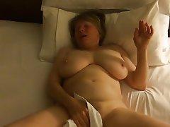 Granny Masturbation Mature Orgasm