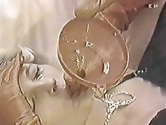 Blonde Blowjob Russian Cumshot