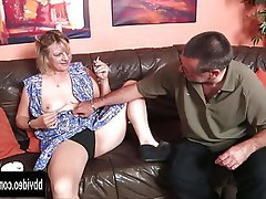 Bisexual German Hardcore MILF