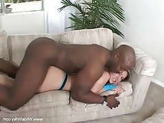 Anal Blonde Interracial MILF