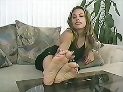 Foot Fetish MILF Swinger