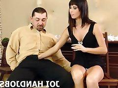 BDSM Femdom Handjob POV