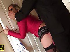 BDSM British Spanking