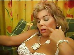 Femdom French Mistress Mature