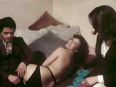 Vintage Group Sex Cuckold Threesome