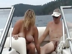 Mature Outdoor Wife
