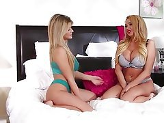 Babe Big Boobs Blonde Cheating
