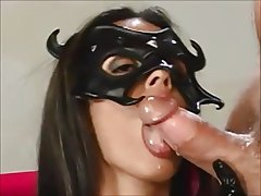 BDSM Blowjob Latex