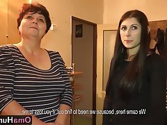 Czech Masturbation Mature Old and Young