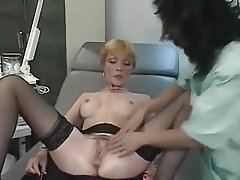 Vintage French Threesome Fisting