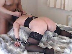 Nerd Amateur BDSM