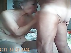 Blowjob Granny Mature Old and Young