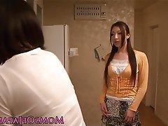 Japanese Lesbian MILF