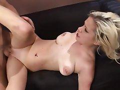 Cum in mouth Cunnilingus Blowjob Saggy Tits
