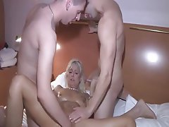 Amateur Cum in mouth Fisting German
