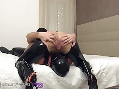 Ass Licking Face Sitting Femdom German