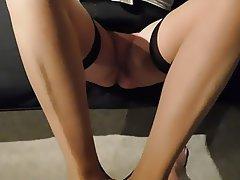 Amateur Nylon Stockings