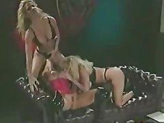 Lesbian Double Penetration Blonde