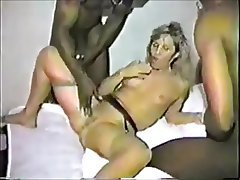 Amateur Cuckold Group Sex Interracial