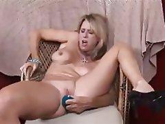 Masturbation MILF Pornstar