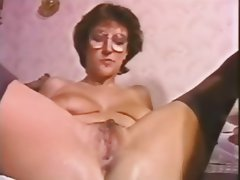 Big Boobs German Mature