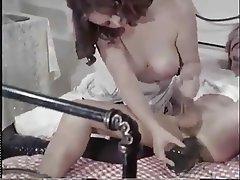 Brunette Handjob Vintage