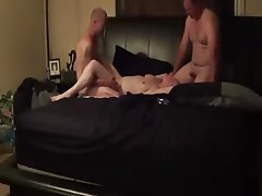 Amateur Creampie Cuckold Swinger Threesome