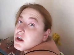 Amateur BBW MILF Saggy Tits