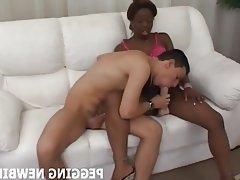 BDSM Bisexual Femdom Interracial