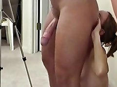 Amateur Ass Licking Blowjob Facial