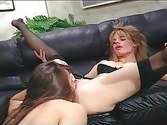 Anal Blonde Mistress POV