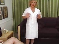Creampie Facial Massage MILF