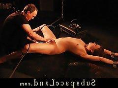 BDSM Dildo Masturbation Russian