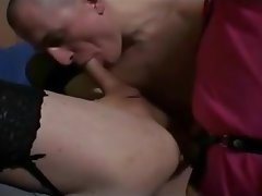 Amateur Bisexual Cum in mouth Lingerie Threesome