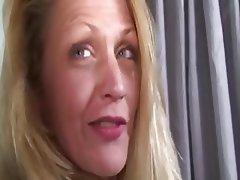 Blonde Mature Granny Mature