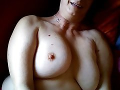 Mature Big Boobs Handjob Granny Saggy Tits
