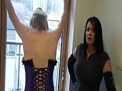 BDSM CFNM Femdom Mistress
