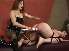 Babe BDSM Lesbian Mistress