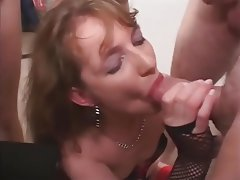 Cum in mouth Gangbang Group Sex