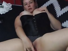 Amateur Big Boobs Dildo Orgasm