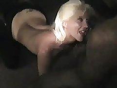 Cum in mouth Interracial Wife
