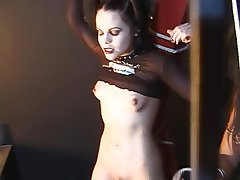BDSM Lesbian Threesome