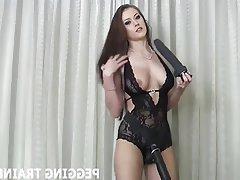 BDSM Bisexual Femdom Strapon