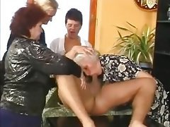 Anal Cumshot Granny Group Sex
