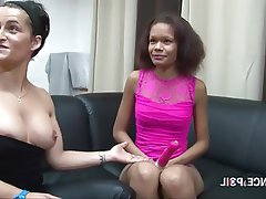 Amateur Casting French Skinny