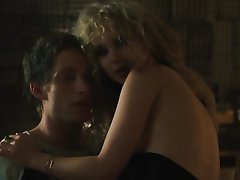 Blonde Celebrity Softcore Threesome