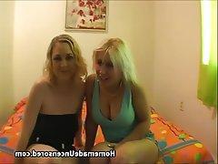 Amateur Big Boobs Lesbian