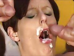 Cumshot Cum in mouth