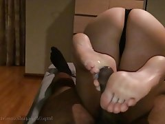 Big Butts Cumshot Foot Fetish Interracial