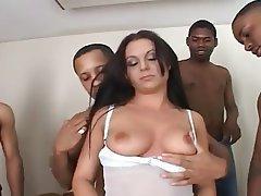 Creampie Cumshot Double Penetration Gangbang Group Sex